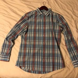 Men's Mizzen + Main button down shirt